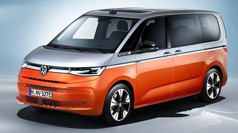 Uuden Volkswagen Multivanin toimintamatka on 49 kilometriä (WLTP).