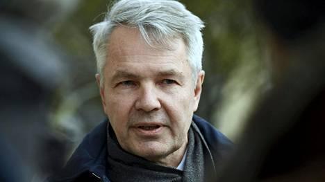 Ulkoministeri Pekka Haaviston mukaan pohjoismainen matkailualue vaatisi tautitilanteen tasoittumista.