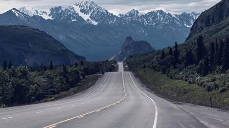 """Amerikkalaispariskunnan """"viimeinen yhteinen ajelu"""" Alaskassa kesti useita päiviä. Kuvituskuva."""