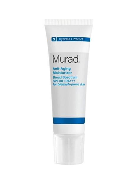 Murad Anti-Aging Acne Moisturizer with Broad Spectrum SPF 30 PA+++, 55,90 €.