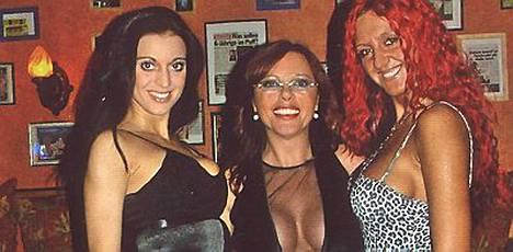 Euroopan suurin sanomalehti Bild kertoi tshekkiläissyntyisen Marketan tanssineen Kölnissä stripparinimellä Margarita.