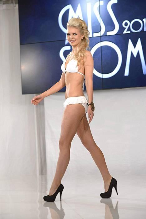 Miss Suomi 2013 Lotta Hintsa.