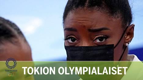 IS seurasi Tokion tiistain olympiatapahtumia.