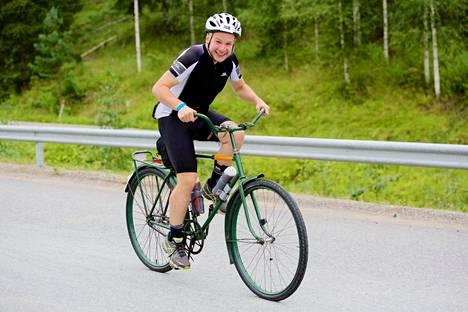 Juha Riikonen haluaa inspiroida ihmisiä. –Haluan vaan osoittaa, että asioita pystyy tekemään eri tavalla, jos vain haluaa.