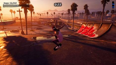 Uusintaversiot eivät ole aina maininnan arvoisia, mutta tämä ei jää väliin. Vanhasta annista liki tunnistamaton Tony Hawk's Pro Skater 1+2 on yllättäen viime aikojen näyttävimpiä ja antoisimpia pelejä.