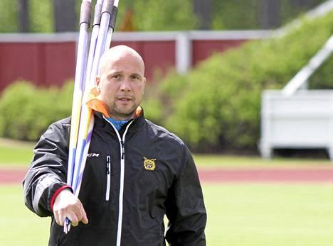 Petteri Piironen on tällä hetkellä maailman kuumin keihäsvalmentaja.