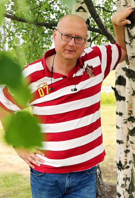 Miikka Seppälä uskoo köysiradan tuovan tarvittavaa lisäarvoa.