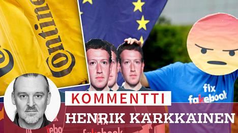 Sosiaalinen media on saanut vastavoimaa yrityksistä, EU:sta ja kansalaisaktivisteista.