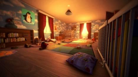 Among the Sleepissä oma huonekin näyttää jättimäiseltä.