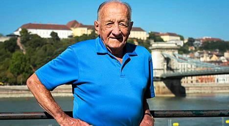Vanhin elossa oleva olympiavoittaja Sandor Tarics täytti 100 vuotta.