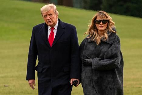 Melania Trump on ollut vaiti tulevaisuudensuunnitelmistaan. Huhujen mukaan hän on tyytyväinen, kun emännyys Valkoisessa talossa loppuu.