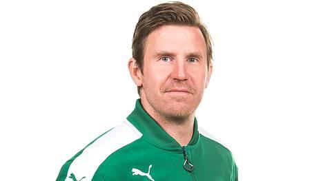 IFK:n uusi päävalmentaja Daniel Norrmén.