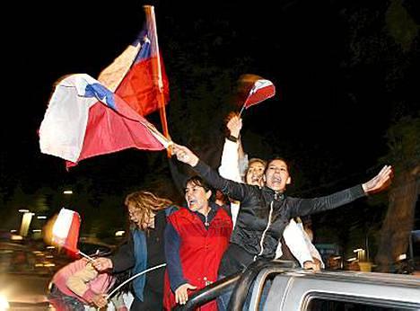Chilen kaivosturman pelastustyöt olivat hyvä uutinen. Niistäkin on syytä kertoa.