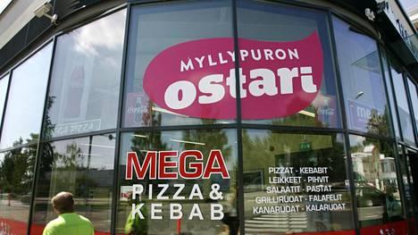 Myllypuron Ostari rakennettiin puretun vanhan ostoskeskuksen tilalle vuosina 2009–2012.