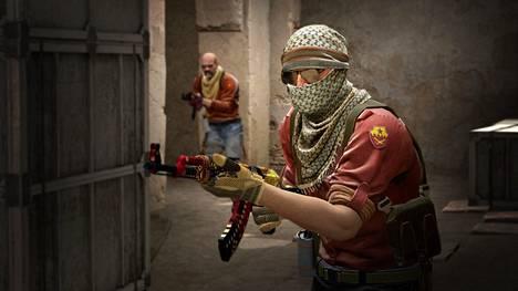 Counter-Strike on yksi maailman suosituimmista räiskintäpeleistä.