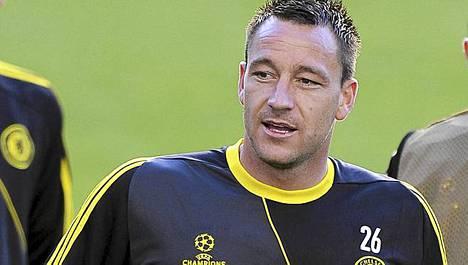 John Terry päätti maajoukkueuransa.