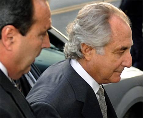 Madoff on myöntänyt syyllisyytensä muun muassa petokseen ja rahanpesuun.