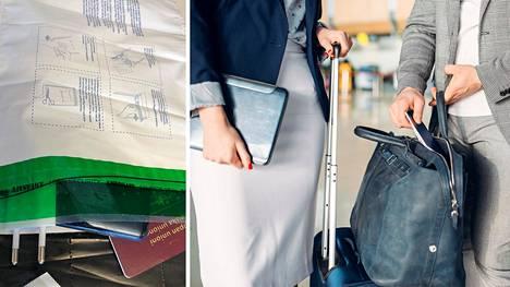 Supon mukaan yritysmatkustajille vakoilun varalta annettavat tietoturvaohjeet ovat arkipäivää monissa yrityksissä.