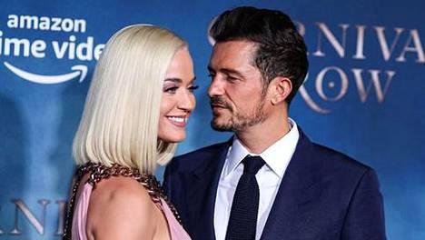 Katy Perryn ja Orlando Bloomin tyttären odotetaan syntyvän kesällä.