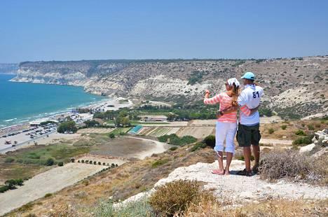 Kyproksella suku on ykkönen.