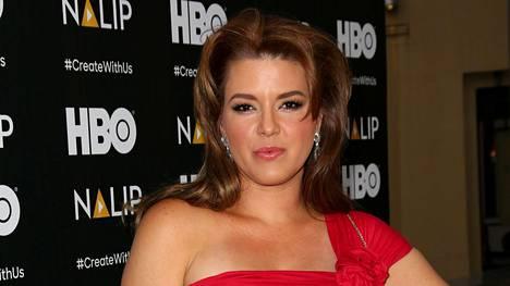 39-vuotias Alicia valittiin universumin kauneimmaksi vuonna 1996.