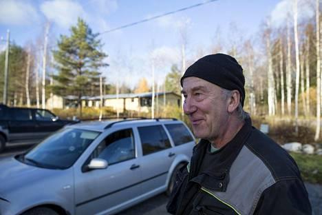 Timo Liiaksen mukaan Leivonmäki on levoton asuinalue.