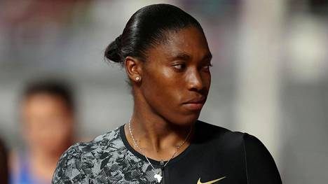 Caster Semenya on 800 metrin juoksun kaksinkertainen olympiavoittaja ja kolminkertainen maailmanmestari.