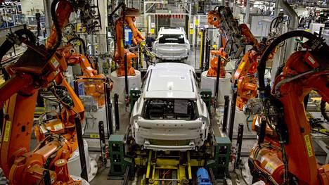 Volvon tavoite on olla hiilineutraali mahdollisimman pian.