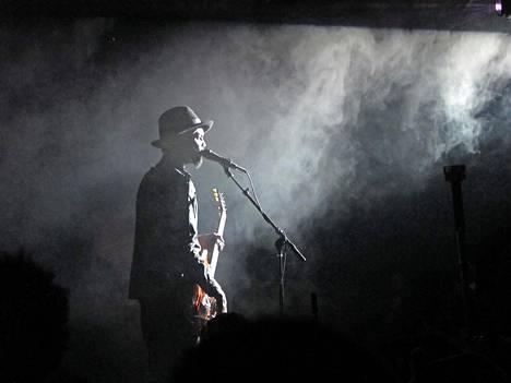 Blueskitaristi Gary Clark Jr on Austinin kuumimpia uusia nimiä.