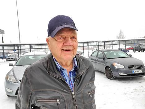 Antti Sarvikas, Alavus