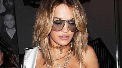 Laulaja Rita Ora kokeili tyyliä viime viikolla.