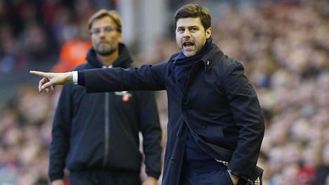 Mauricio Pochettino on tehnyt hyvää jälkeä Tottenhamin peräsimessä.