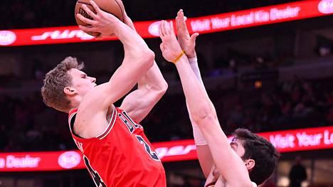 Chicago Bulls hävisi NBA-kauden heikoimmalle joukkueelle – Lauri Markkanen teki seurahistoriaa