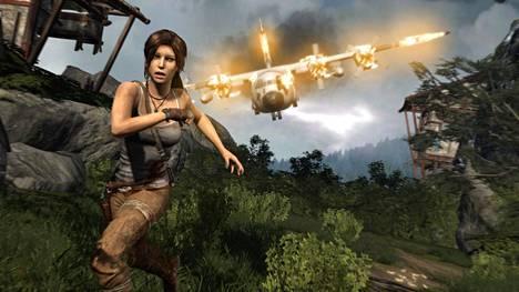 Lara Croft seikkailee Tomb Raiderin mainiossa uusioversiossa, joka on hetken aikaa tarjolla ilmaiseksi.