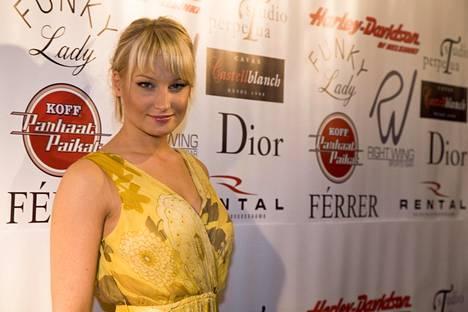 Miss Suomi 2006 Ninni Laaksonen.