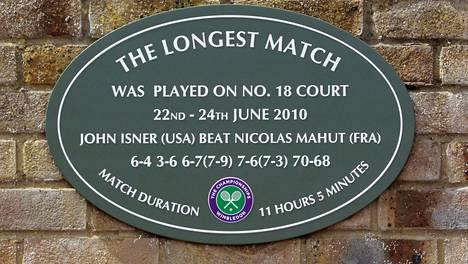 Wimbledon luopuu jättipitkistä ratkaisueristä