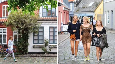 Aarhus on rento kaupunkikohde Tanskassa.