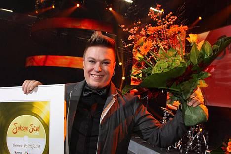 Jesse Kaikuranta voitti Syksyn sävel -kilpailun Jarjetön rakkaus -kappaleella syksyllä 2012. Samoihin aikoihin ilmestyi hänen esikoisalbuminsa.