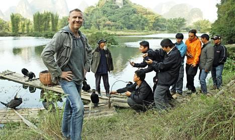 –Minulla ei ole aikomustakaan muuttaa pitkään aikaan Pekingistä muualle, Kiinaan kotiutunut Renny Harlin sanoo.
