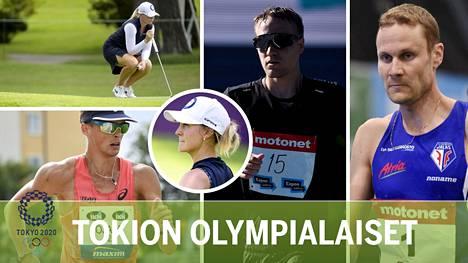 Perjantaina olympialaisissa kilpailevat suomalaiset kävelijät ja golfarit.