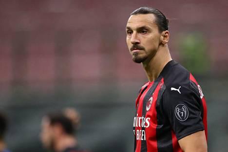 Zlatan Ibrahimovicille ikä on pelkkä numero.