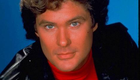 Ritari Ässän Michael Knight oli David Hasselhoffin läpimurtorooli. Arkisin ti 3.2. alkaen, TV5 klo 15.05.