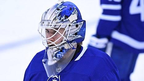 Kasimir Kaskisuo saattaa debytoida NHL:ssä viikonloppuna.