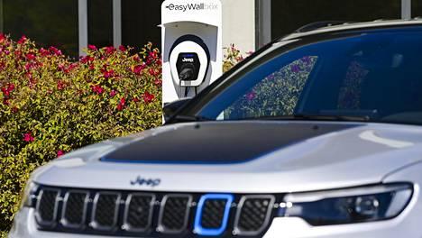 Jeep on yksi Stellantiksen tuotesalkkuun kuuluvista automerkeistä.
