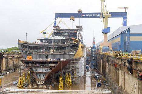 Sähköliiton lakko tietäisi harmia muun muassa Turun telakalle.