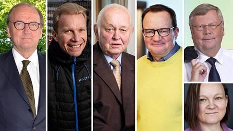 Antti Herlin, Mika Anttonen, Antti Aarnio-Wihuri, Ilkka Herlin, Heikki Kyöstilä ja Ilona Herlin ovat Forbes-julkaisun tämänvuotisessa miljardöörilistassa.