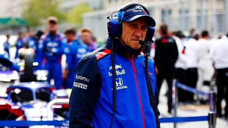 """F1-tallipomolta tylyä puhetta nuorista kuskeista: """"Jotkut ovat tyhmiä"""""""