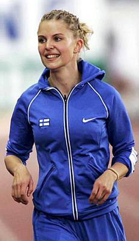Kolmiloikan suomen mestari Elina Sorsa keräsi 12 %25 äänistä.