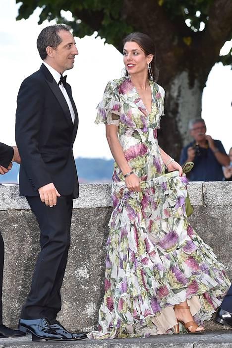 Vanity Fair nostaa esiin erityisesti Casiraghin esiintymisen Cannesin elokuvajuhlilla viime toukokuussa, jolloin hänen yllään nähtiin huikea Guccin luomus.