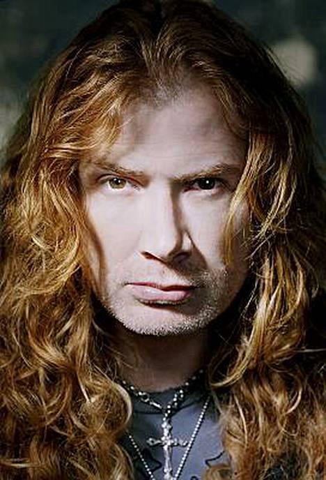Dave Mustaine ei halua muistella Metallica-menneisyyttään.